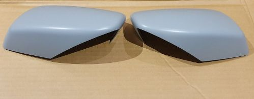 BMW 5 SERIES 03-2010 E60 PAIR OF WING MIRROR COVERS PAINTED TO COLOUR OF CHOICE